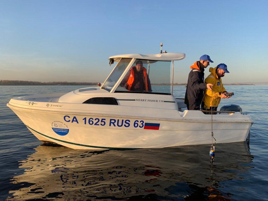 Фонд «Без рек как без рук» продолжает экспедицию «Чистая Волга»
