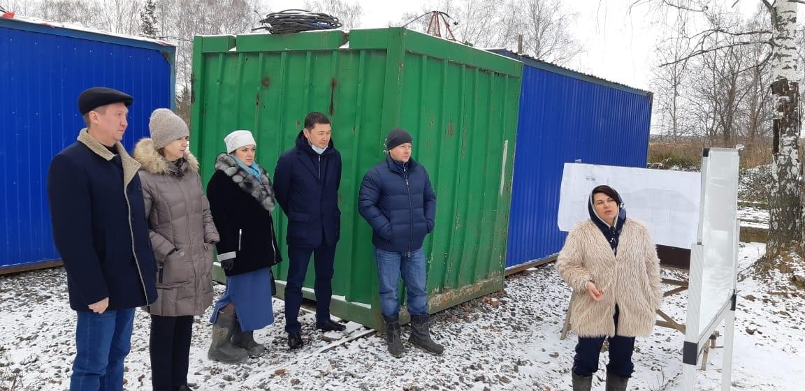 Тюменское региональное отделение Российского экологического общества провело инспекционный контроль рекультивированной свалки