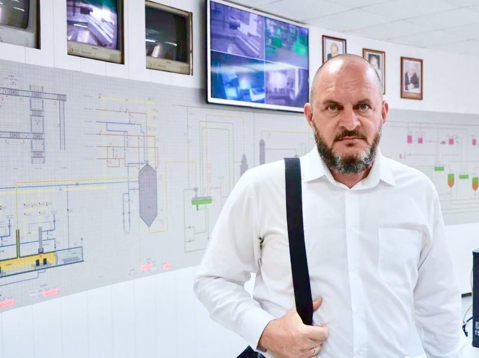 Юрий Бажуткин, председатель Саратовского регионального отделения Российского экологического общества