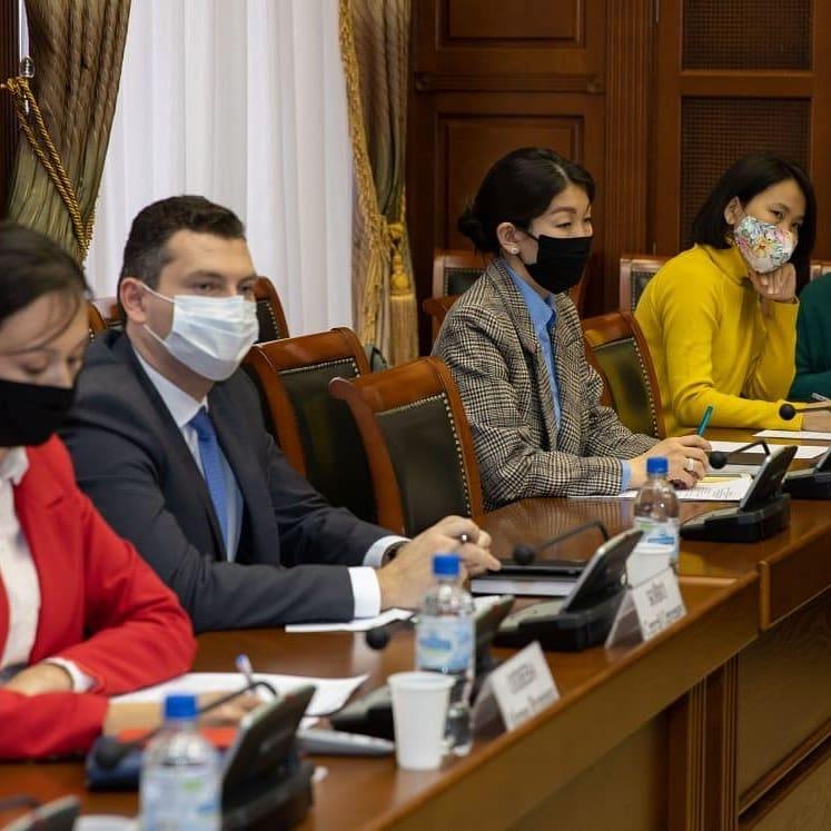 Представители Российского экологического общества приняли участие в совещании у Главы Республики Калмыкия