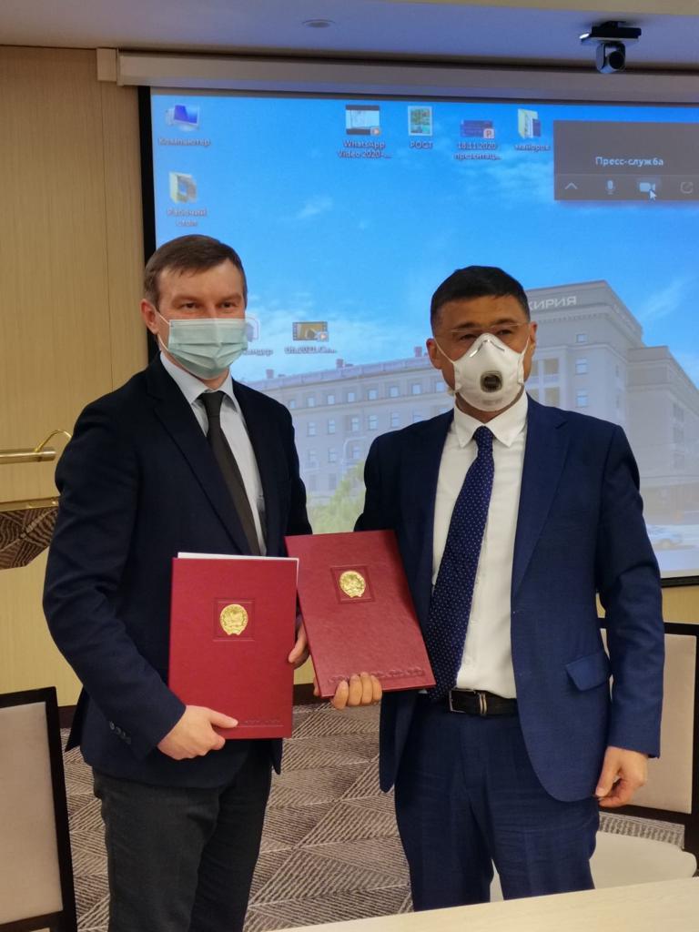 Российское экологическое общество и бизнес-омбудсмен Республики Башкортостан подписали соглашение о сотрудничестве