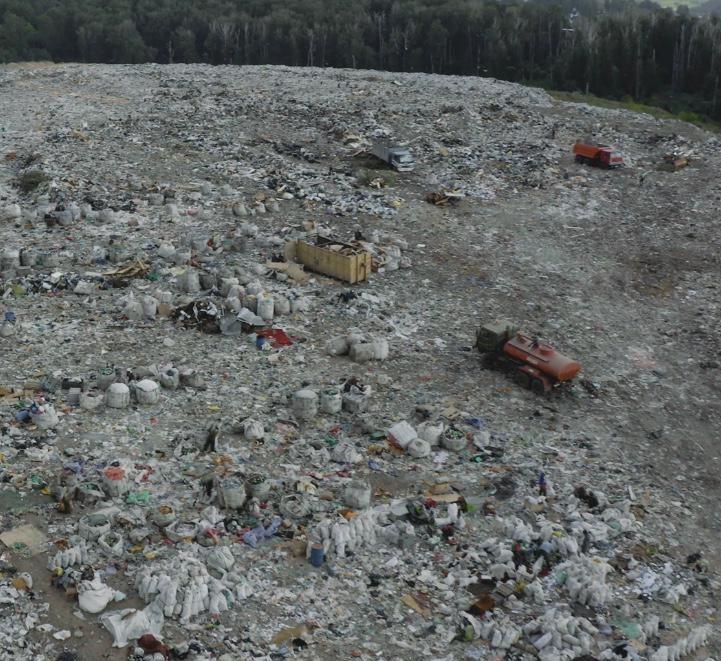 Новосибирское отделение Российского экологического общества обсудило проблему обращения ТКО в Новосибирске