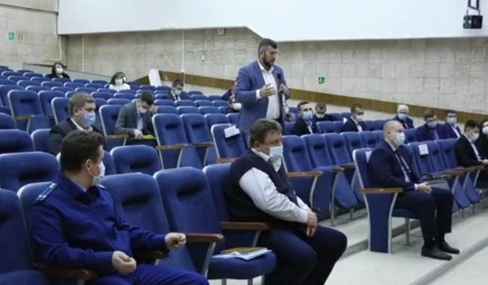 В Крымском районе Краснодарского края прошло совещание по вопросам сохранения зеленого фонда