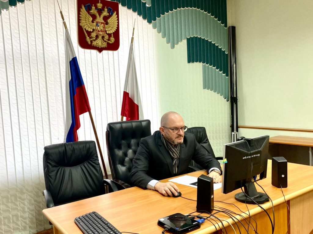Глава отделения Российского экологического общества Юрий Бажуткин провел заседание Общественного совета минприроды Саратовской области