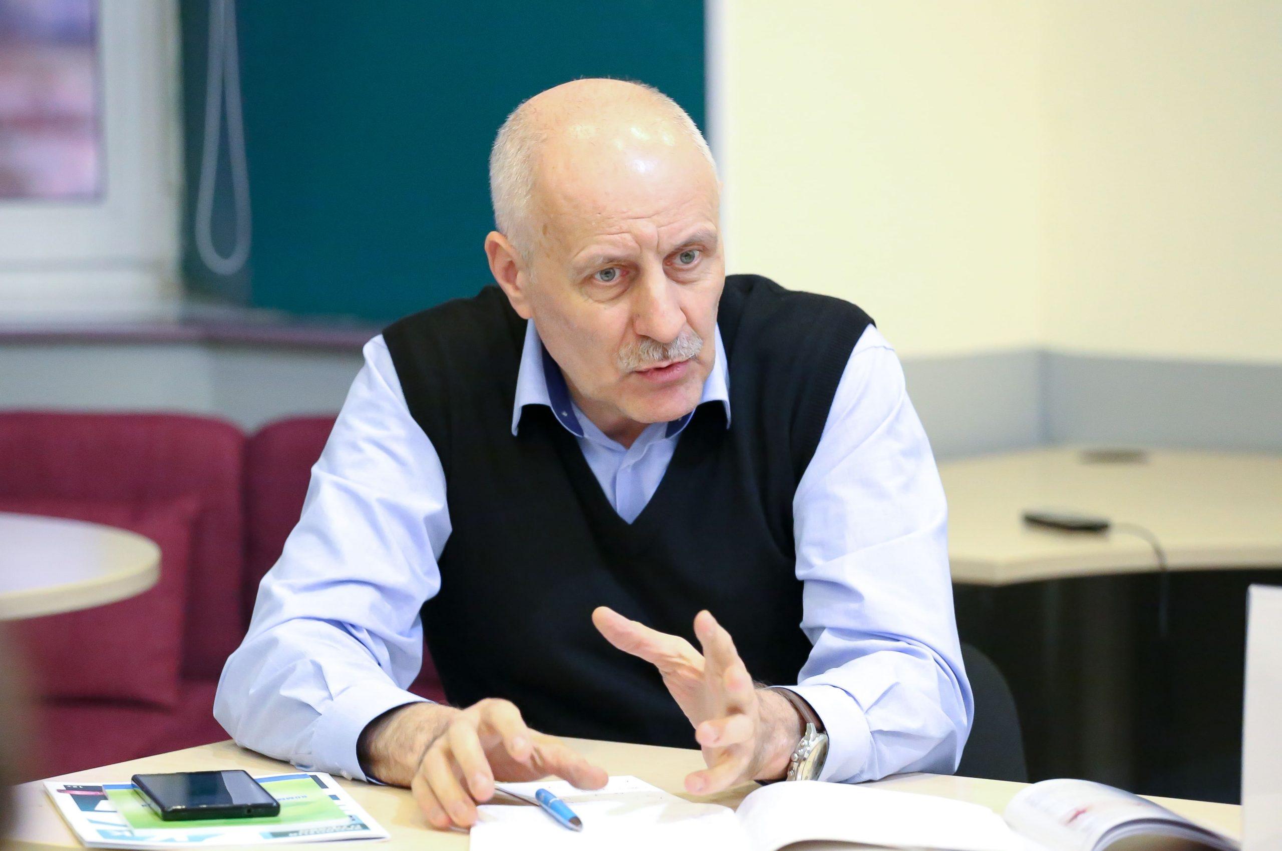 Евгений Гашо об энергопереходах