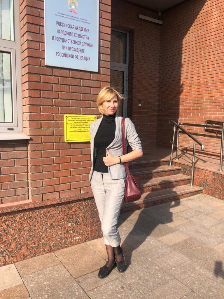 Руководитель Приморского отделения Российского экологического общества Екатерина Евсеева