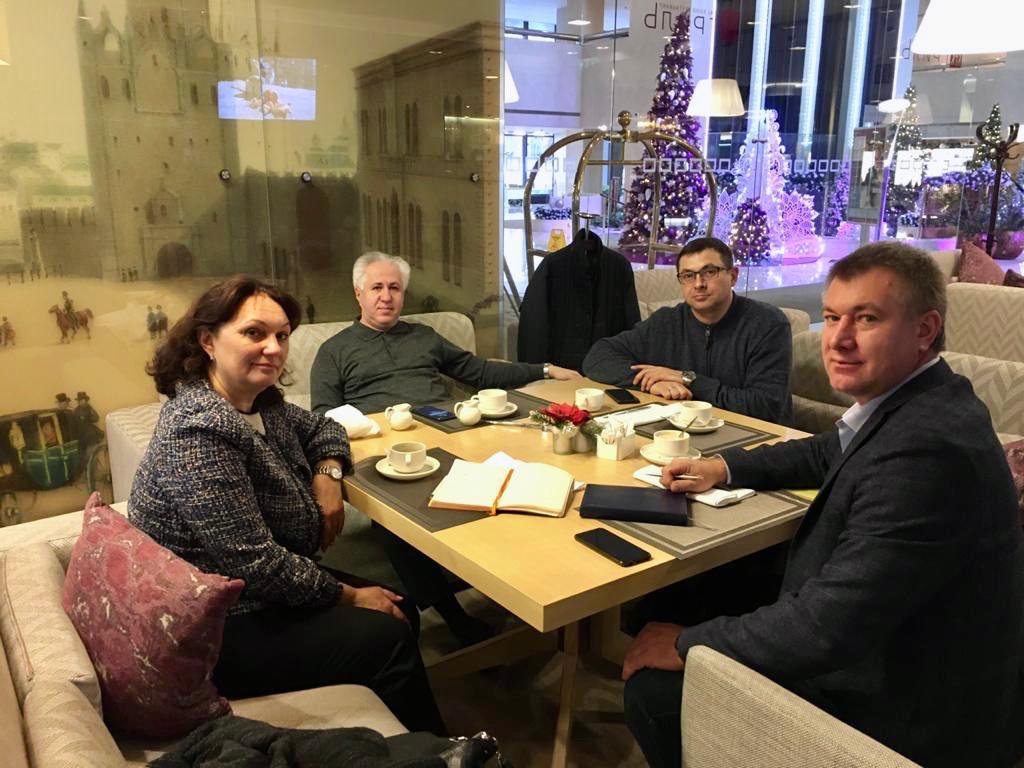 В Москве обсудили планы Курганского отделения Российского экологического общества