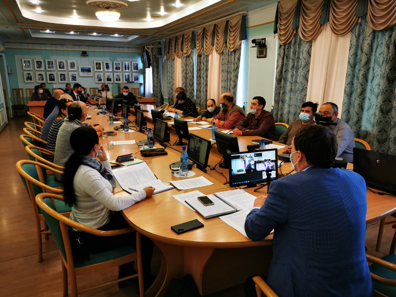 Представители Российского экологического общества приняли участие в мероприятии Парламента Республики Алтай