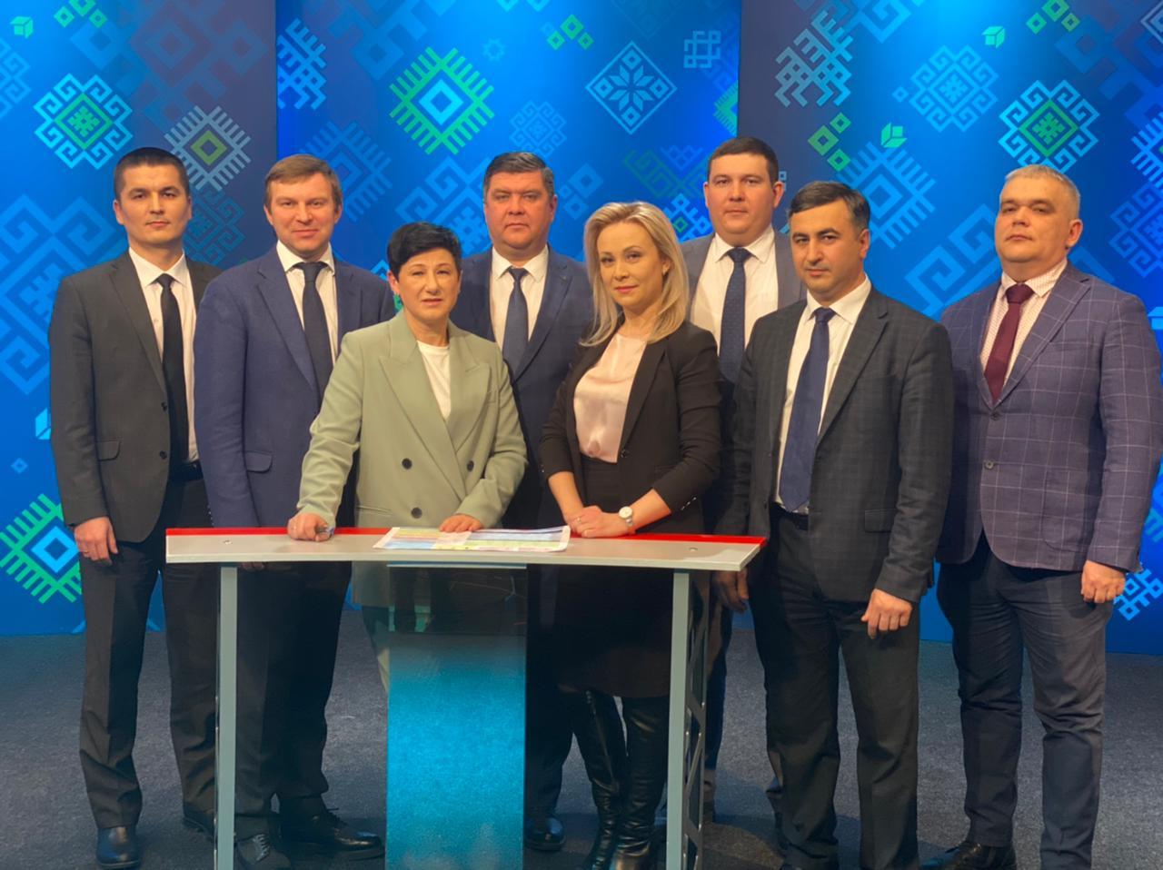 На телеканале БСТ обсудили тарифы на вывоз мусора в Башкирии