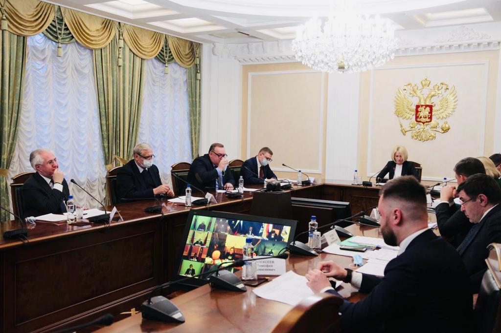 Рашид Исмаилов принял участие в совещании под руководством заместителя Председателя Правительства РФ Виктории Абрамченко