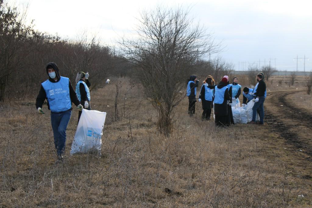 В горах Ингушетии состоялся двухдневный Добровольческий слет «ЭКО-дозор»