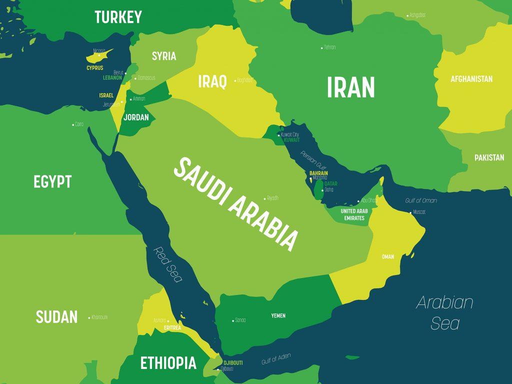 Ближний Восток и Северная Африка: водная дипломатия