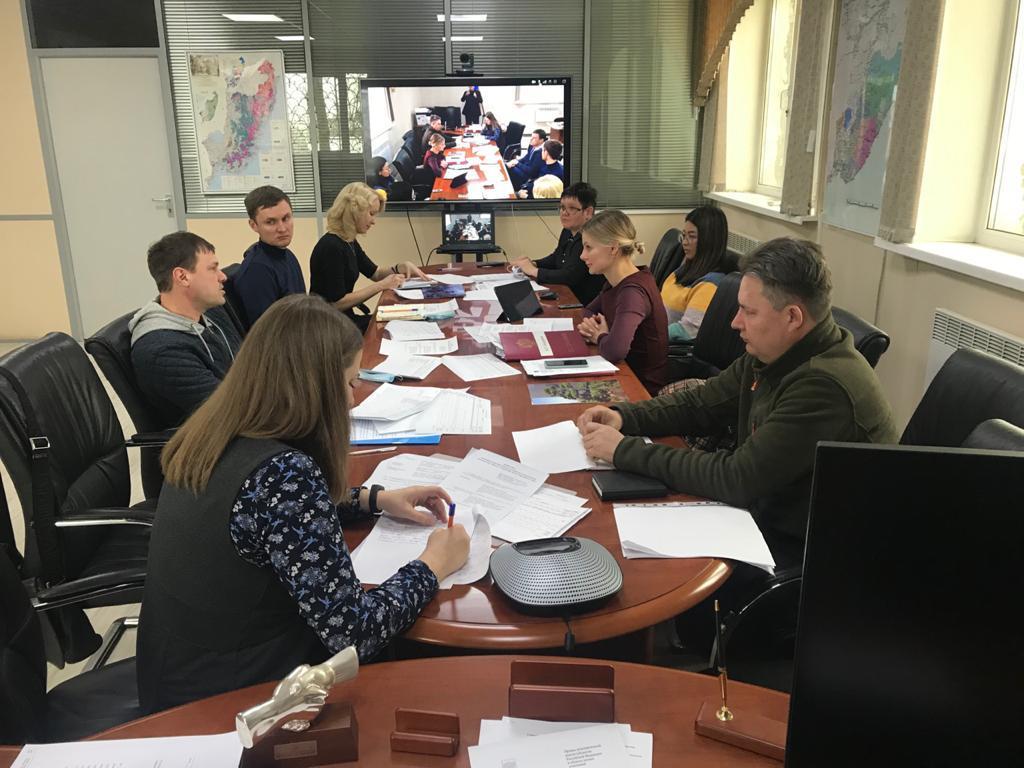 Приморское отделение РЭО выступило с инициативой по созданию зональных лесопитомников для конкретных климатических условиях