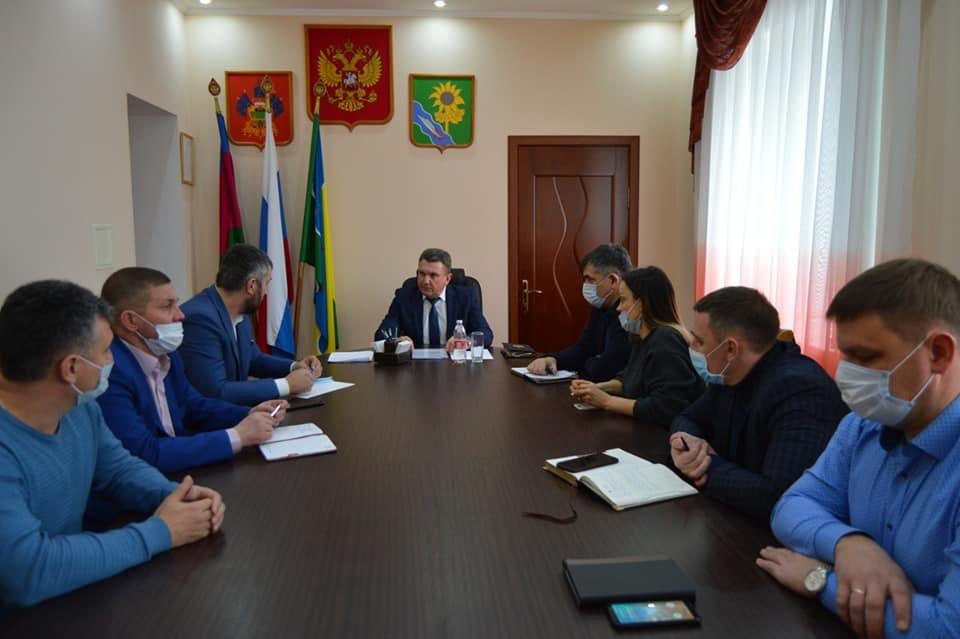 Представители Кубанского отделения Российского экологического общества посетили Ейский район