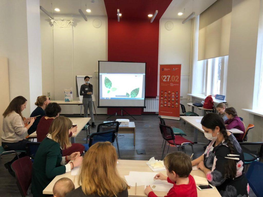 Интерактивный эко-квест Российского экологического общества в рамках Всемирного дня НКО