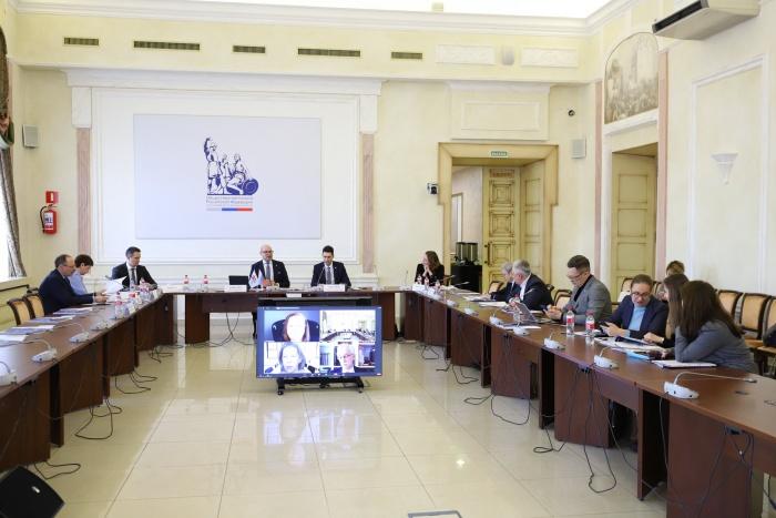 В Общественной палате РФ состоялся круглый стол «Практики нефинансовой отчетности для быстрорастущих компаний»