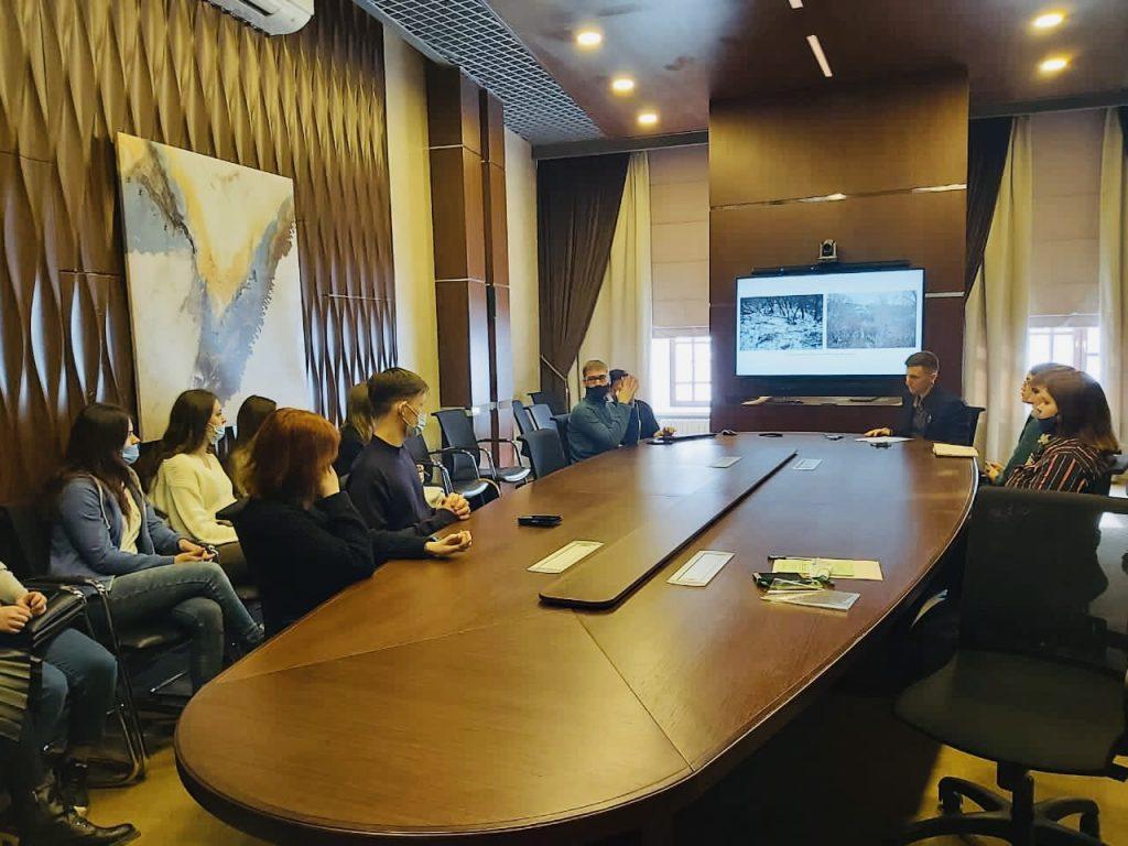 В Тюменском региональном отделении Российского экологического общества создан Совет молодых ученых