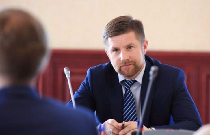 Игорь Илык, руководитель Российского экологического общества в ХМАО