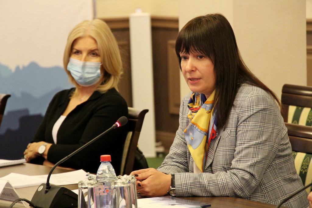 Виолетта Чёрная, руководитель регионального отделения Российского экологического общества в Рязанской области
