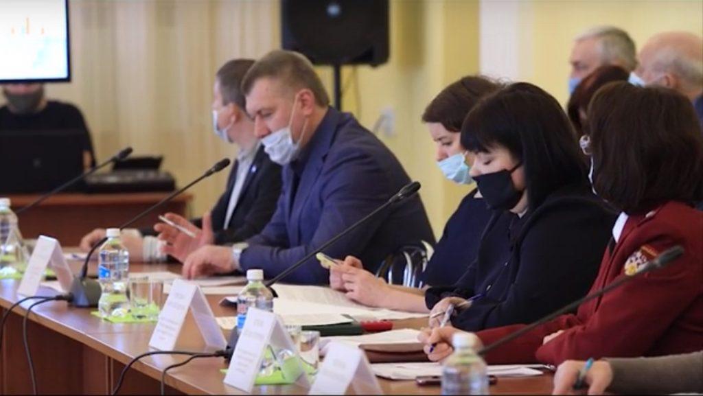 Руководитель Самарского отделения Российского экологического общества Александр Половцев