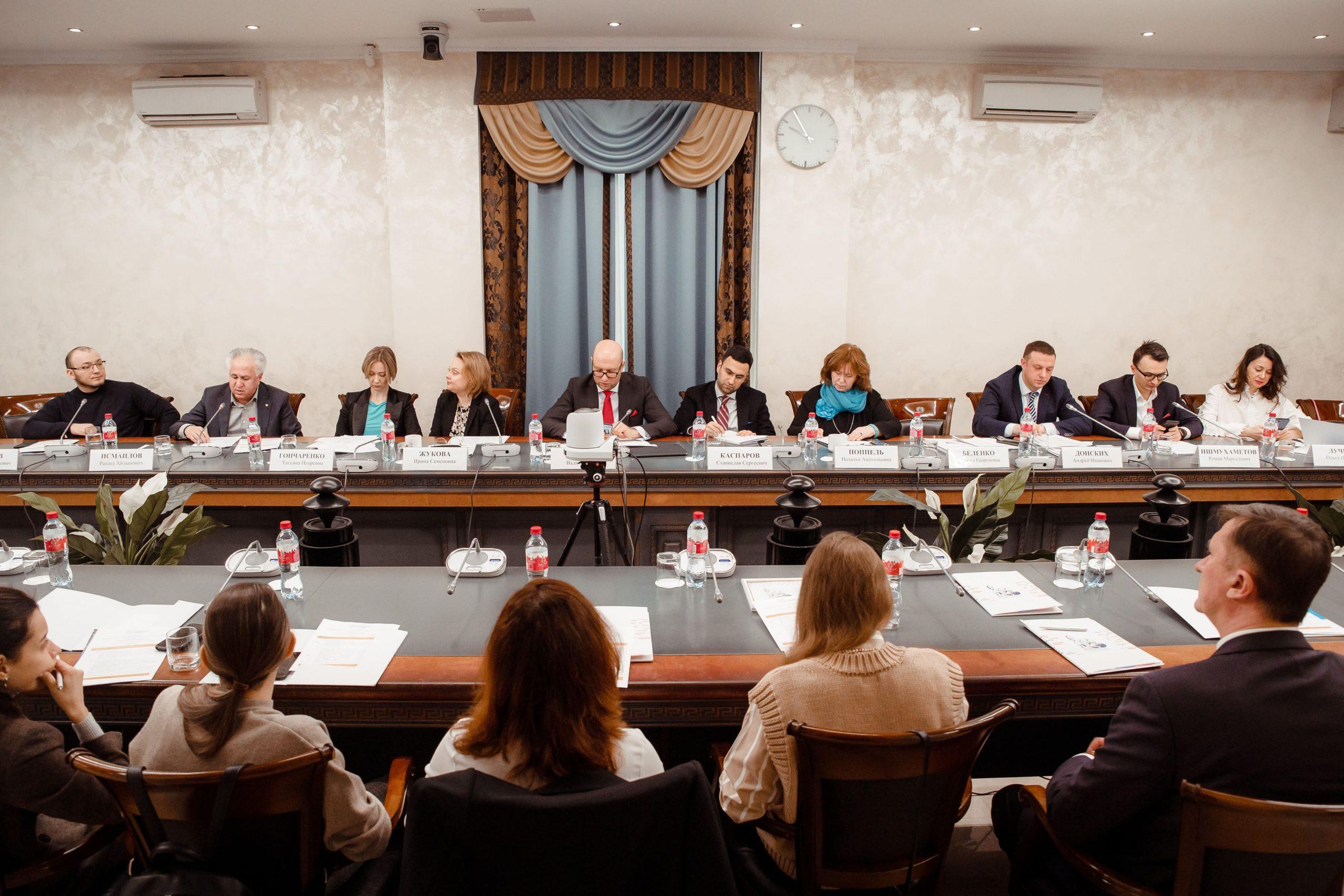 Глава Российского экологического общества принял участие в заседании Национального совета по корпоративному волонтерству