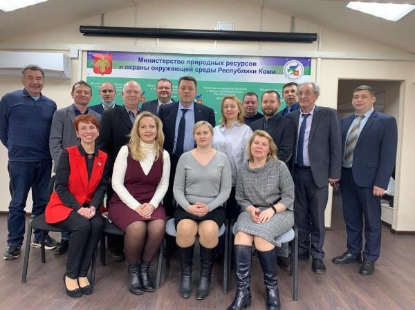 Общественный совет Минприроды Республики Коми