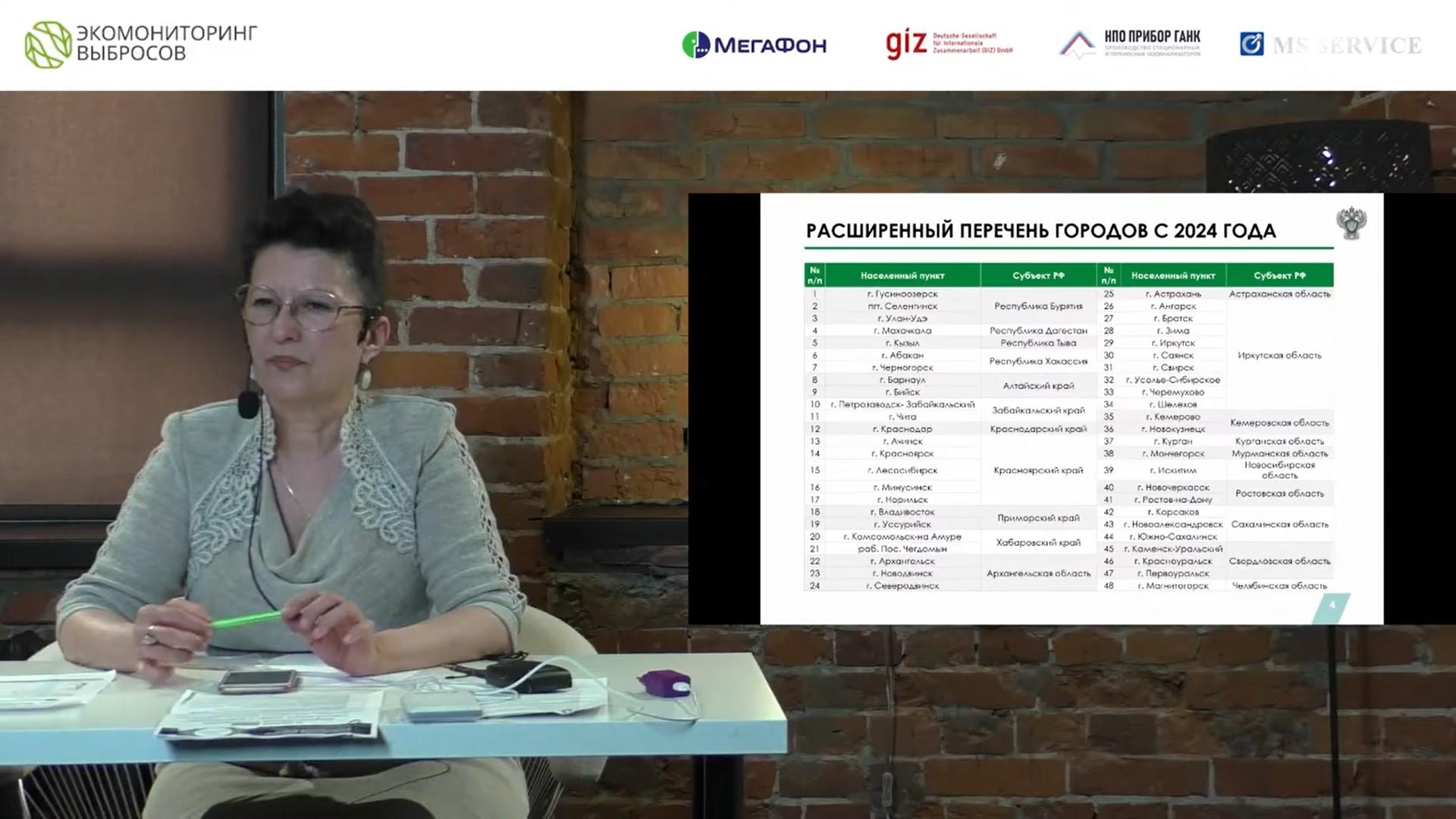 Общероссийская конференция «Чистый воздух, климат и экомониторинг в России и в Мире»