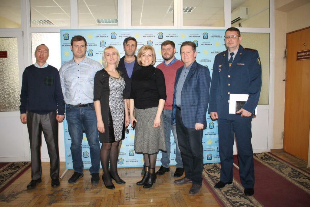 Круглый стол на тему «Инвестиции в инновации для отрасли АПК на основе взаимодействия власти и бизнеса» в Кисловодске