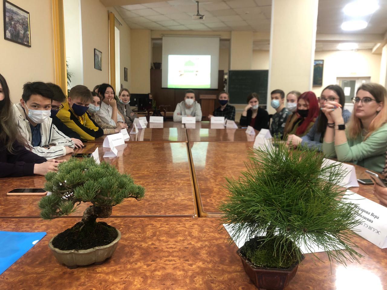 Кедровый десант, Приморского отделения Российского экологического общества