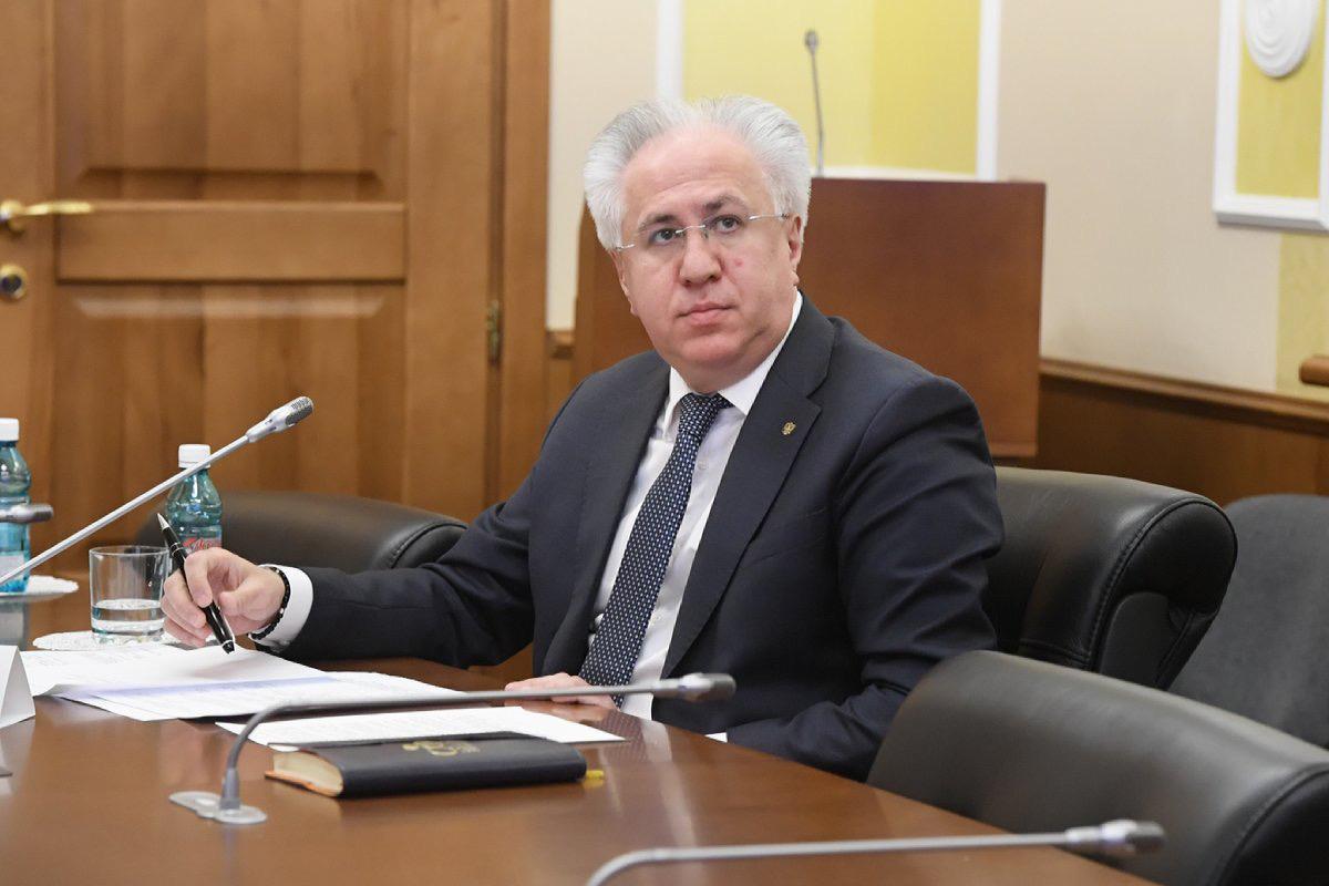 председатель Российского экологического общества Рашид Исмаилов
