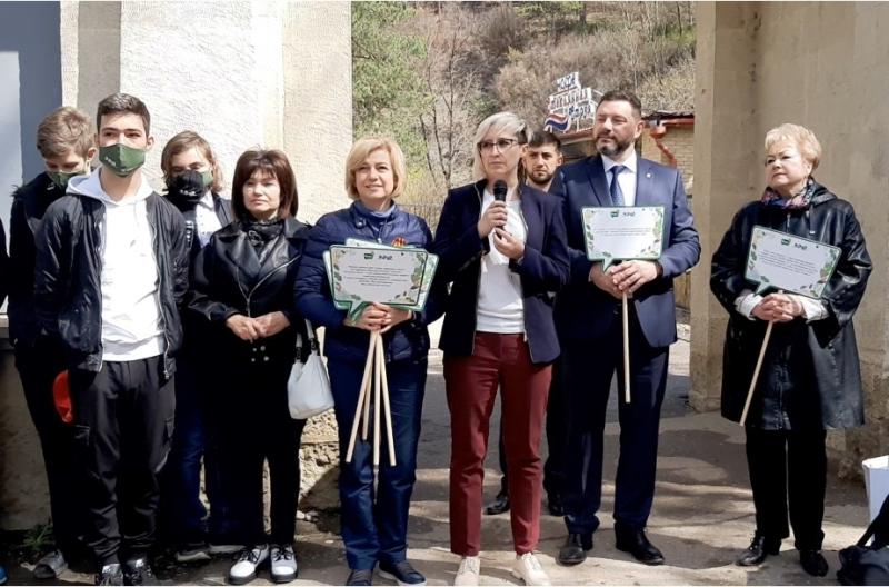 В Ставрополье стартовал Федеральный проект «Экодежурный по стране»