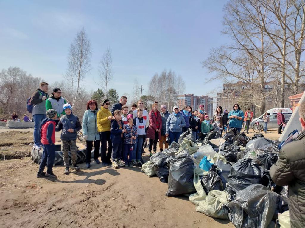 Новосибирское отделение Российского экологического общества приняло участие в Эко-фестивале
