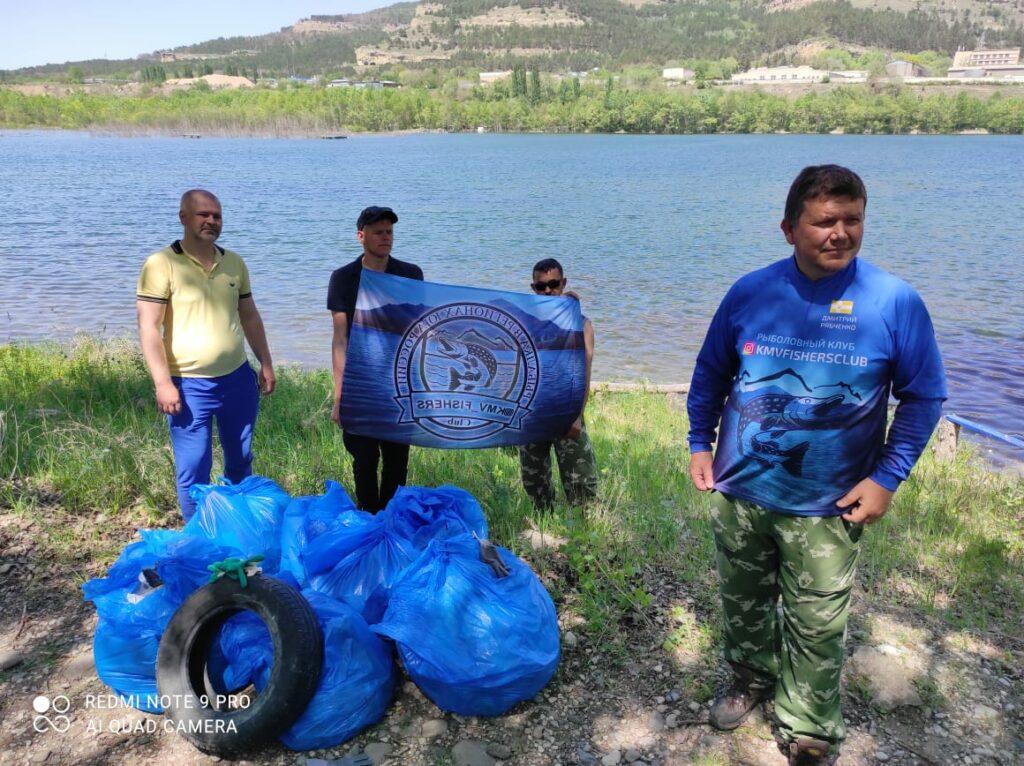 Экологический десант высадился в Кисловодске