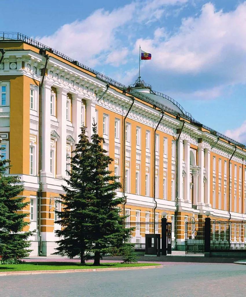 Сергей Иванов провел рабочую встречу с главой Российского экологического общества