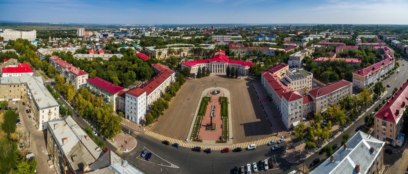 Российское экологическое общество присоединило Новокуйбышевск к международной кампании за чистый воздух «Вдохнем Жизнь»