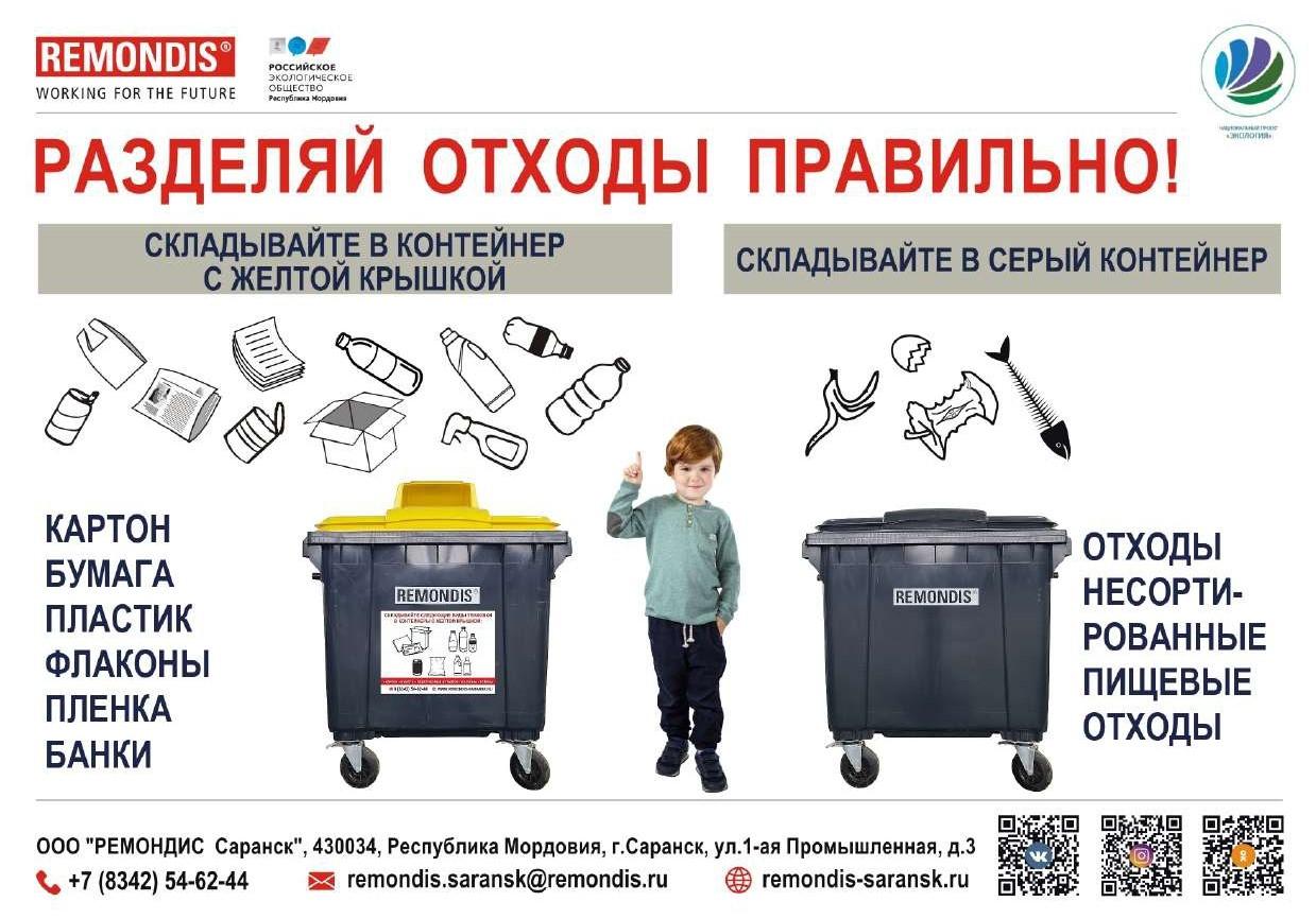 В Мордовии стартовал экологический конкурс
