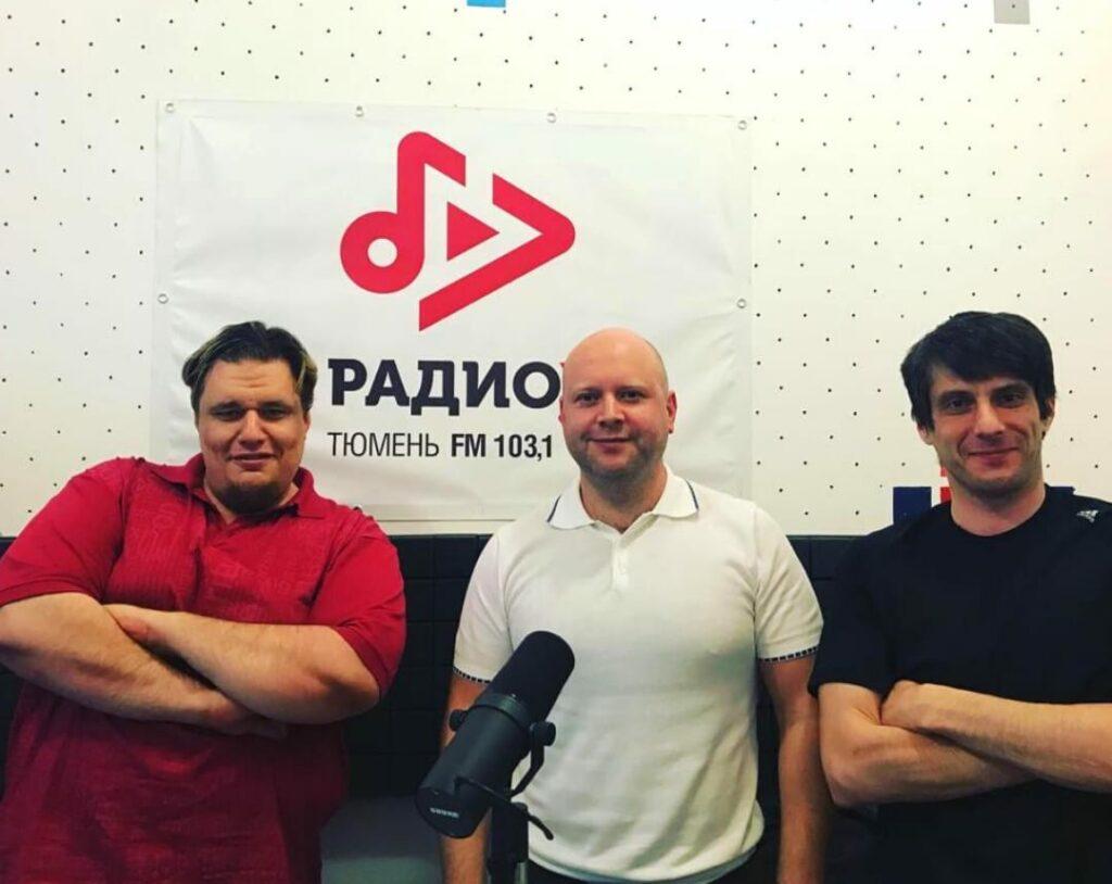 Вячеслав Чуйкин выступил на «Радио 7» в программе «Палата 72»