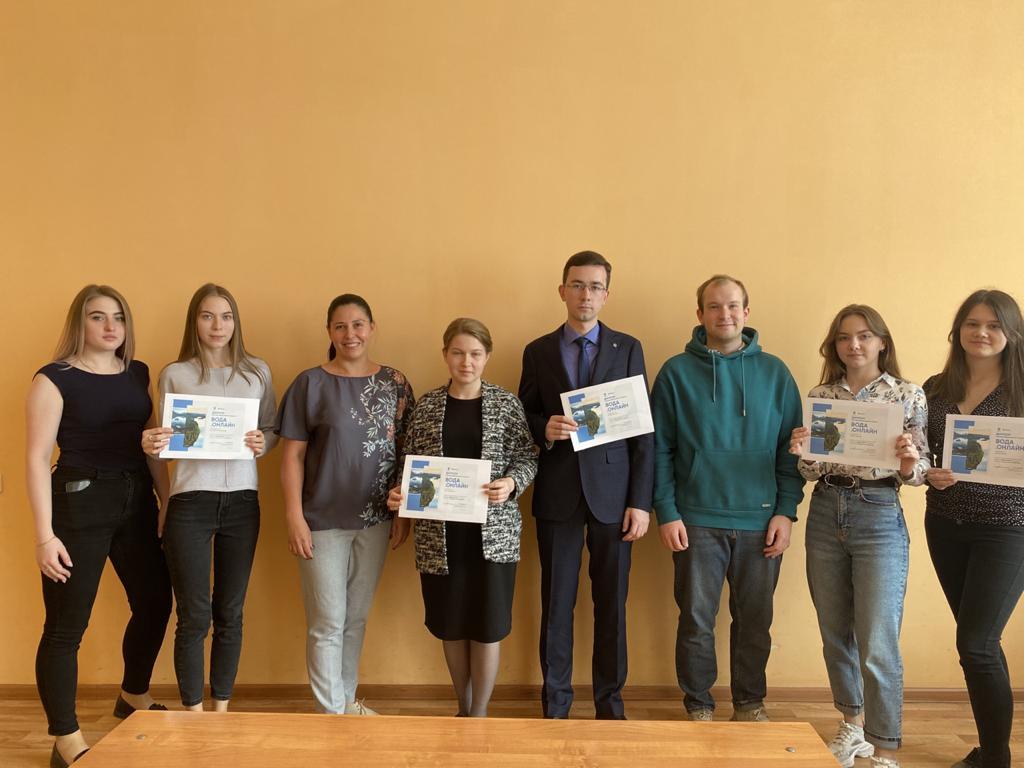 В Мордовии прошел Всероссийский экоквест «ВОДА.ОНЛАЙН»