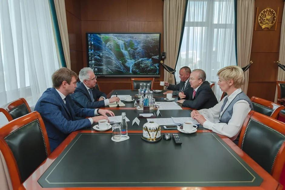 В Республике Башкортостан дан старт работе Общественного совета по вопросам экологической безопасности и сохранению природного наследия