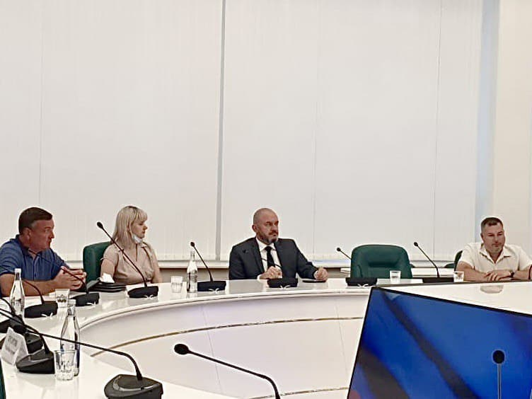 В Правительстве Саратовской области прошло совещание по экологии