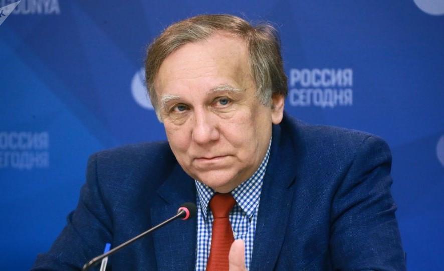 Член Совета Российского экологического общества Андрей Бакланов принял участие в создании сборника «Водная драма в условиях глобальных трансформаций»