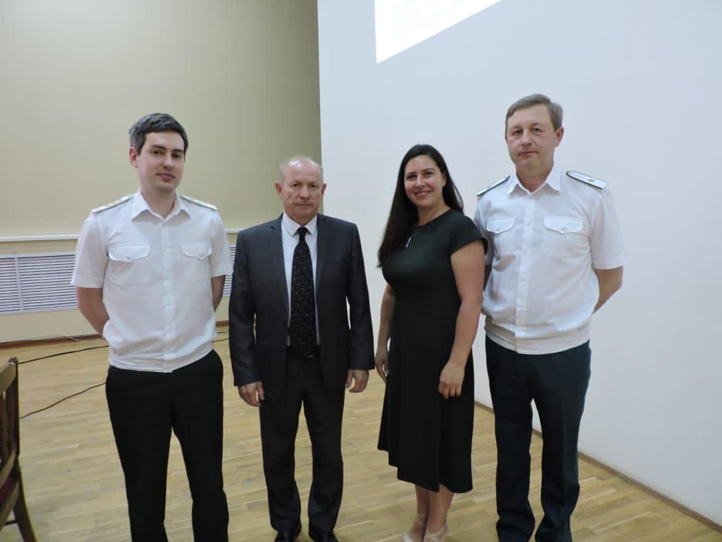 Ирина Жочкина приняла участие в обсуждении результатов работы Росприроднадзора