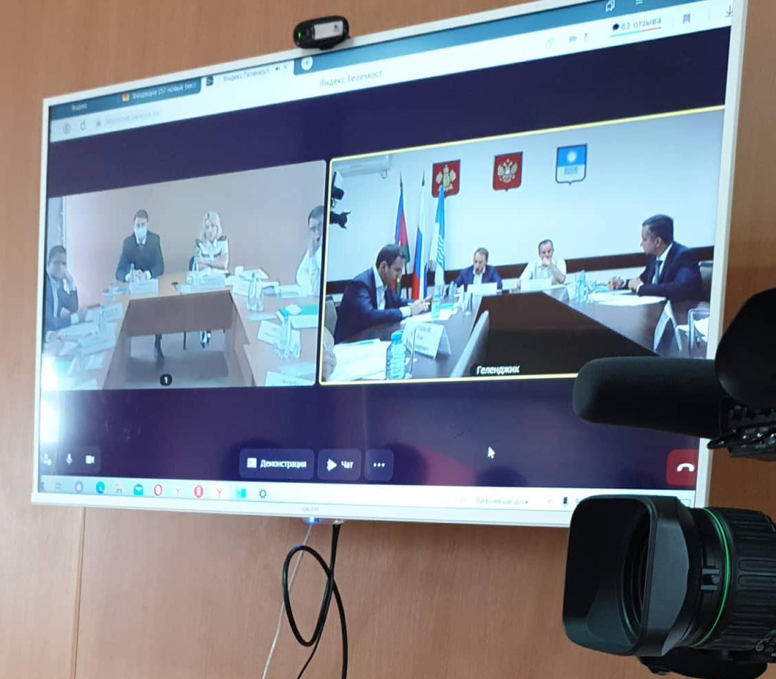 В Краснодарском крае состоялось совещание по вопросу деятельности Белореченского полигона ТКО