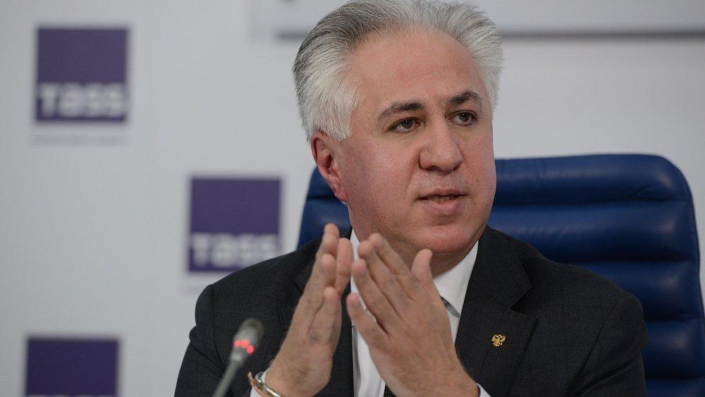 Председатель Российского экологического общества Рашид Исмаилов рассказал о вкладе Челябинской области в улучшение экологической обстановки
