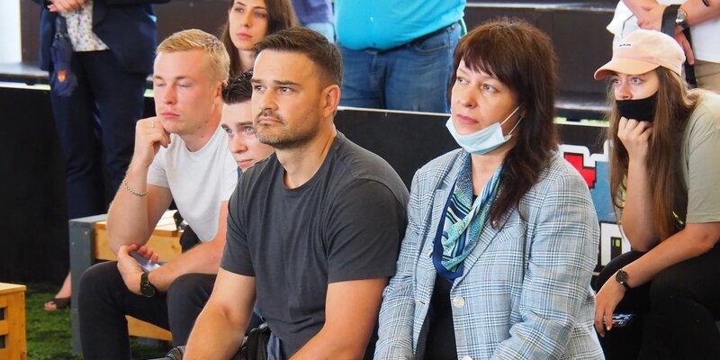 В Рязани прошло публичное обсуждение проекта «Лесопарк – территория здоровья»