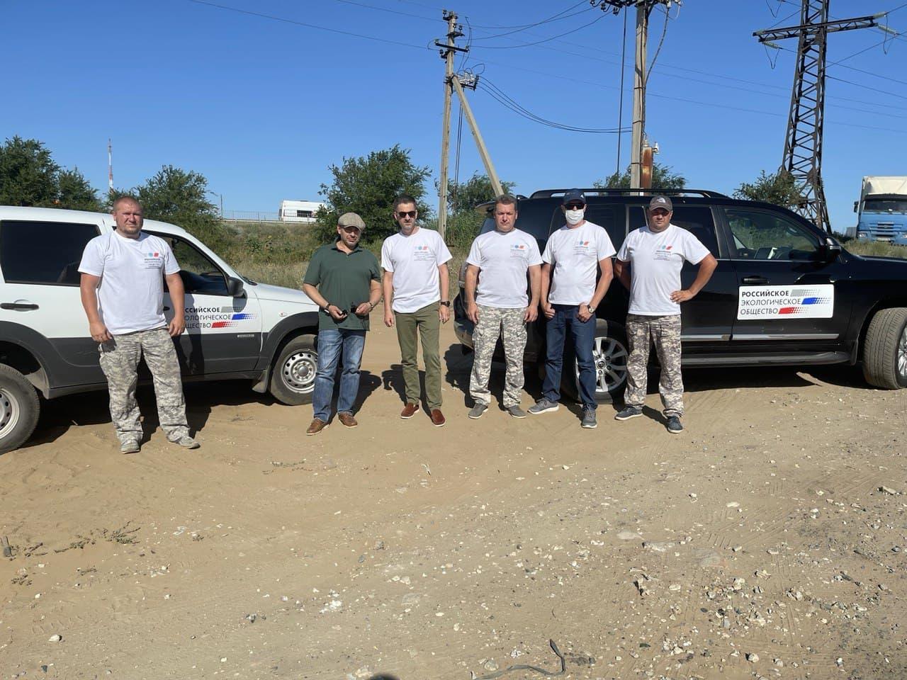 Депутат Госдумы Николай Николаев принял участие в инспекционном выезде Российского экологического общества