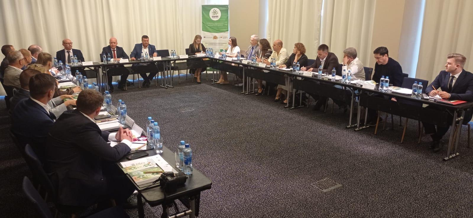 В Екатеринбурге прошло Межрегиональное совещание «Комплексное обращение с отходами производства и потребления по принципу экономики замкнутого цикла»