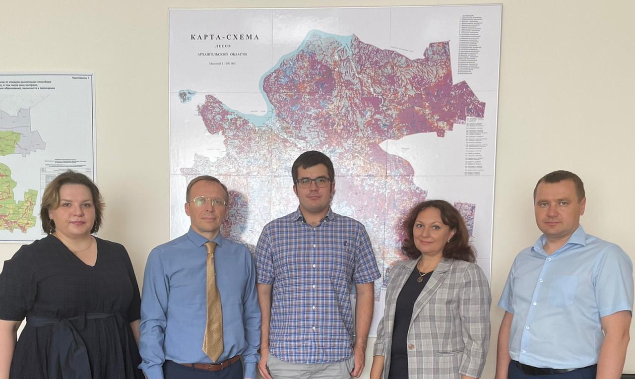 Продолжается подготовка к Климатической экспедиции Российского экологического общества в Архангельской области