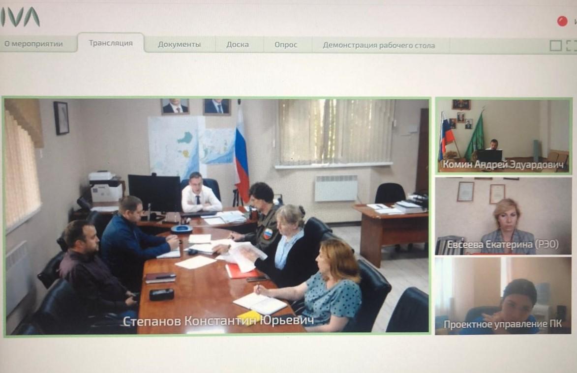 В Приморье формируется проект «Сохранение биоразнообразия в Приморском крае»