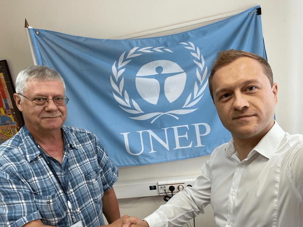 Представительство ООН по окружающей среде и Российское экологическое общество провели рабочую встречу